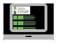 Open2study icon
