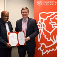 University hosts delegates from Papua Province Indonesia