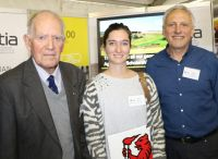 Agricultural science scholarship dream come true for Febey