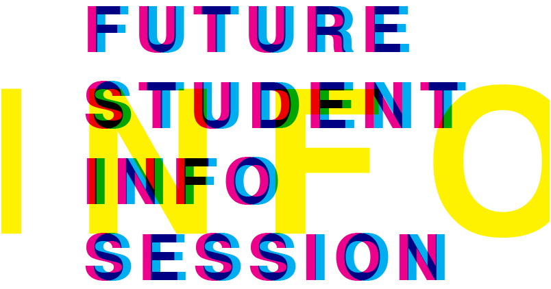 Future Student Info Session banner