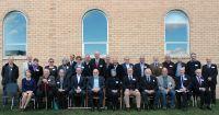 Festive and reflective: Law graduates celebrate a 40-year bond