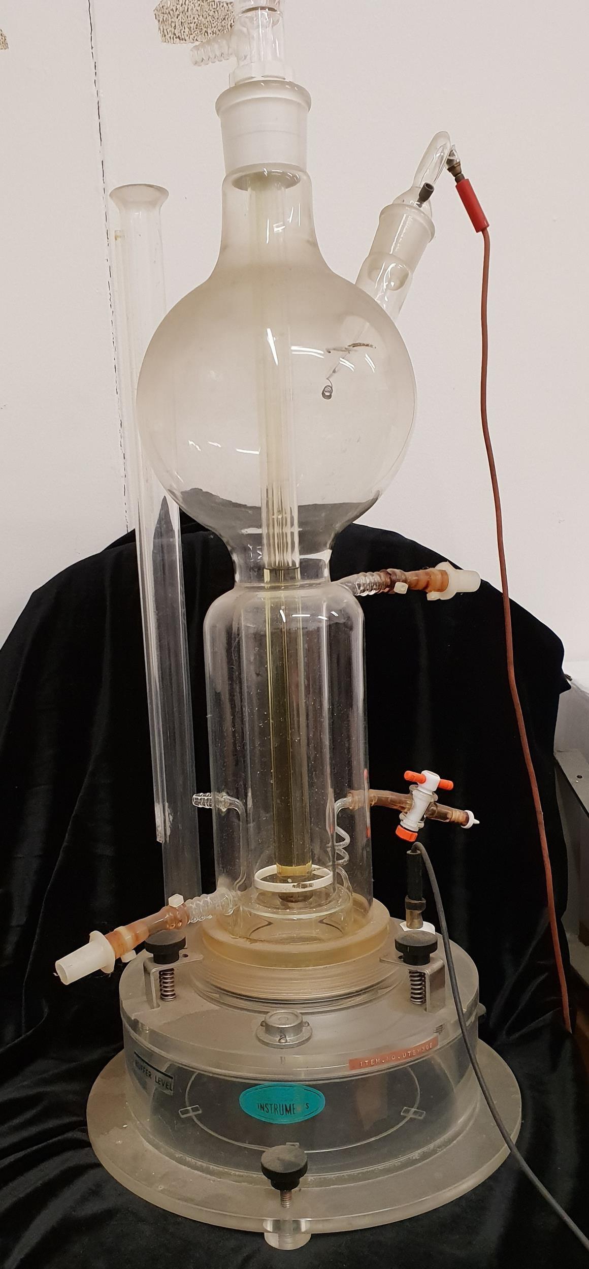 Photo of Buchler Instruments Lieberman Gradient Elution Device
