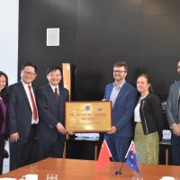 The University welcomes back delegates from Nanjing University of Chinese Medicine