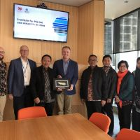 Indonesian Ministry of Marine Affairs and Fisheries visits Tasmania