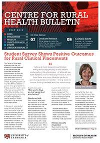 CRH Bulletin July 2015