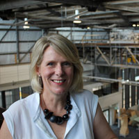 Professor Kirsten Orr takes the helm at the School of Architecture and Design