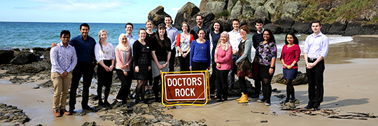 2015 year 5 group at Drs Rock