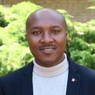 Mr Gilbert Arinaitwe