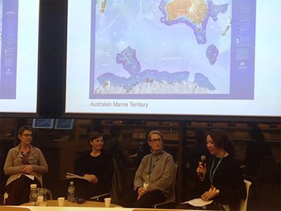 Backscatter Public Forum Panel Members