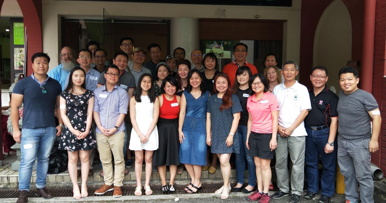 Singapore Alumni: January 2018