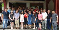 University of Tasmania Singaporean alumni reunite in the New Year