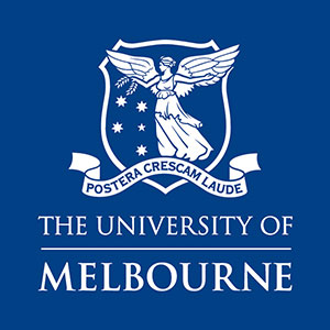 Rare Music (Special Collections), University of Melbourne logo