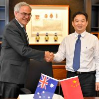 University of Tasmania hosts Nanjing University