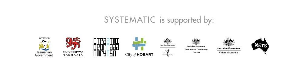 systematic logo block