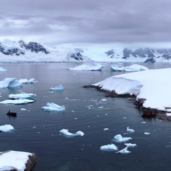 Research | How Antarctica has inspired Australian composers.