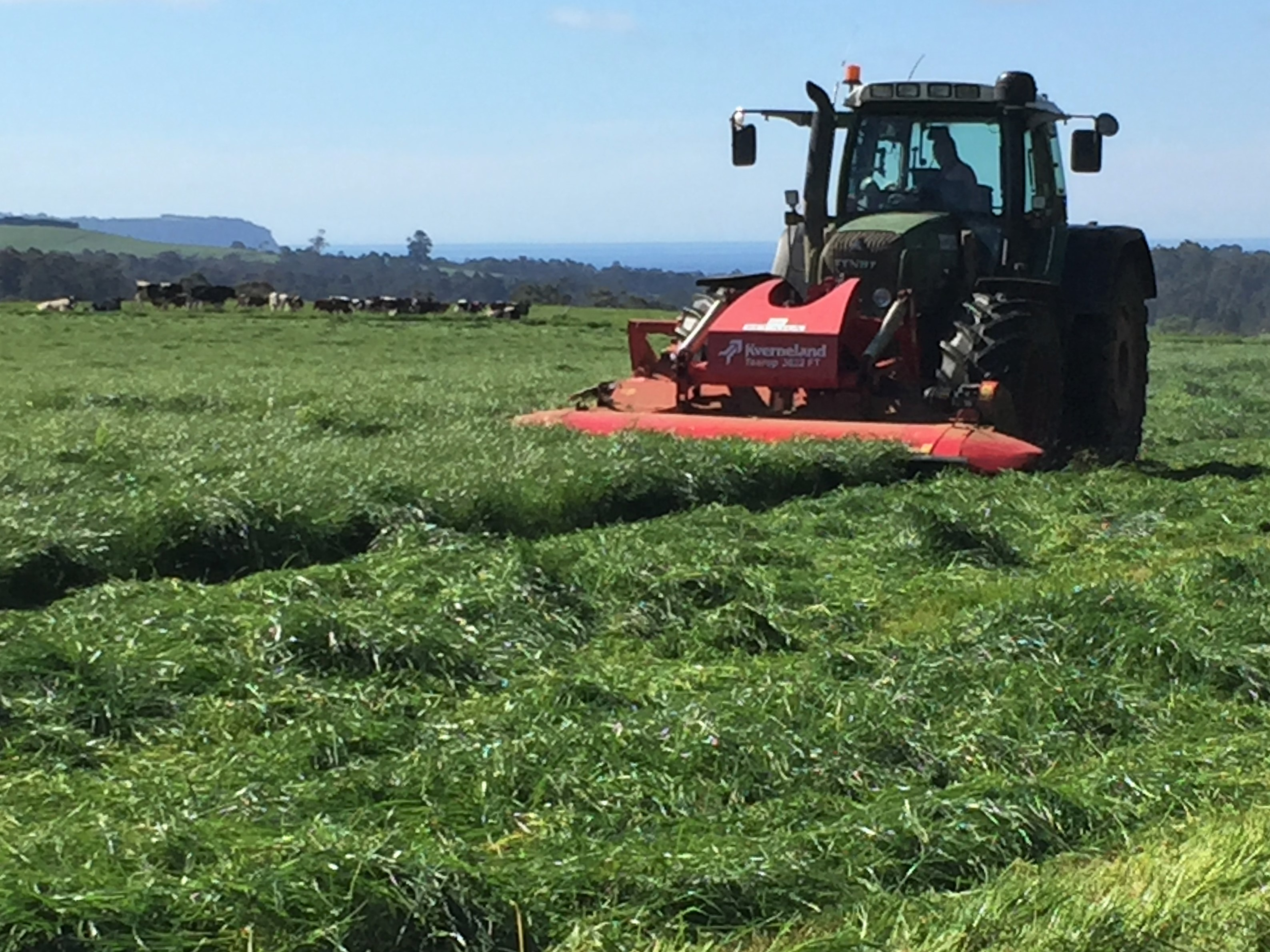Working with your silage and hay contractor | Tasmanian