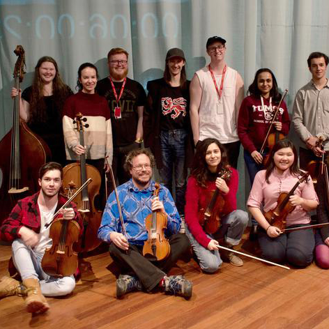 Students | Conservatorium students score well in film