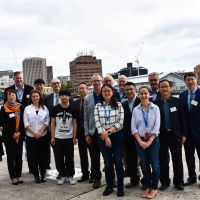 Ocean University China attends Tasmanian Research Symposium