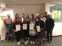 School of Education students lead refugee and migrant mentoring