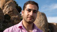 Scholarship offers life changing education for Kurdish refugee