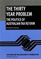 Book Cover | The Thirty Year Problem