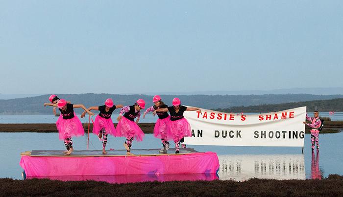 Yvette Watt, Duck Lake