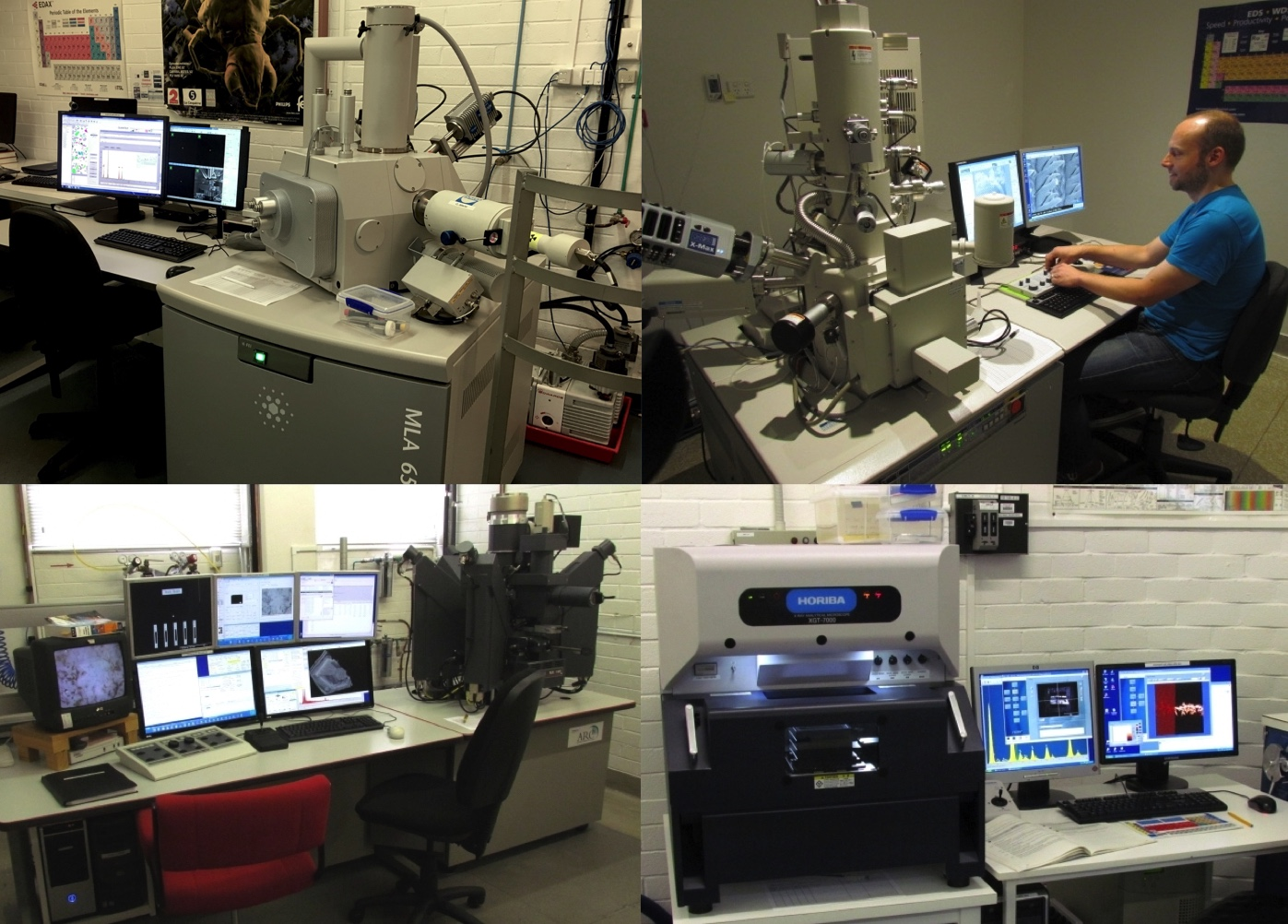 Electron Microscopy and X-Ray Microanalysis