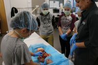 Children's University gets hands-on with health at the Rural Clinical School