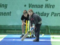 Cricket a ball of fun for Children's University Tasmania members