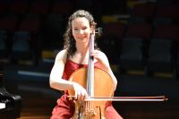 London experience to shape  cellist's musical journey