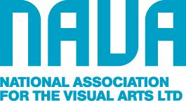 National Association for the Visual Arts logo