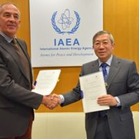 New agreement with the International Atomic Energy Agency enhances cooperation in Human Health, Agriculture, Environment and Marine Sciences