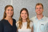 Scholarship enables new student to give back to the community through medicine