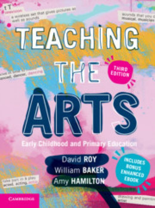 New edition of successful Arts education textbook released