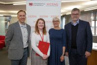 Family experience drives passion for dementia research