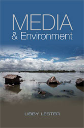 Libby Lester Media Environment Book cover