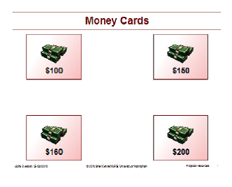 money cards