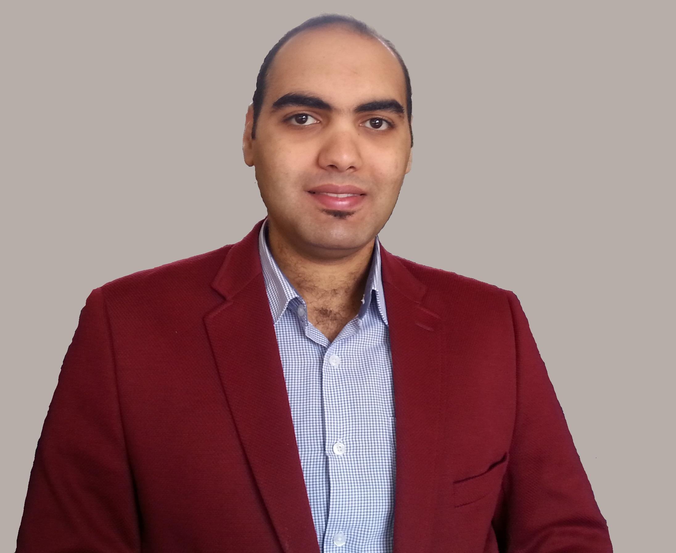 Photograph of Islam AlMallah
