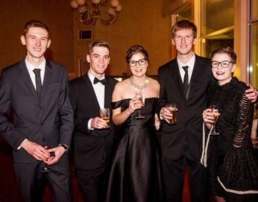 Launceston University Dinner 2017