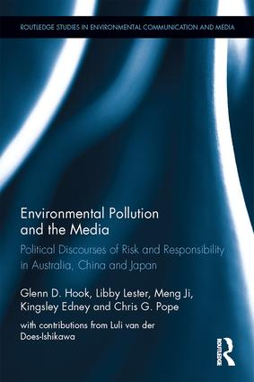 Book cover Environmental Pollution