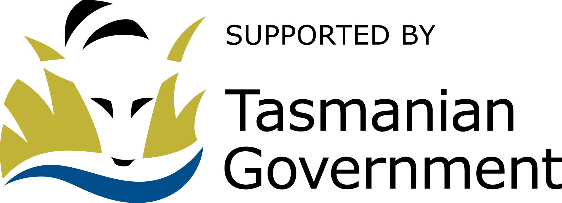 Logo of State Government of Tasmania