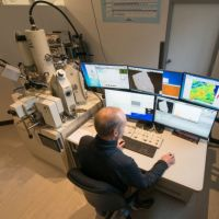 New state of the art electron microprobe now operational