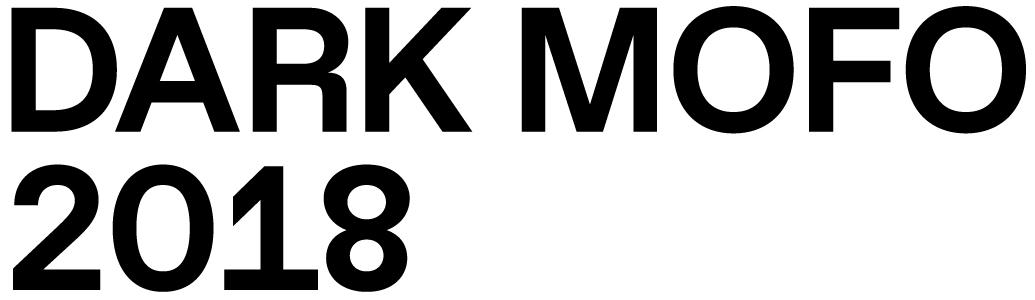 Dark Mofo 2018 logo