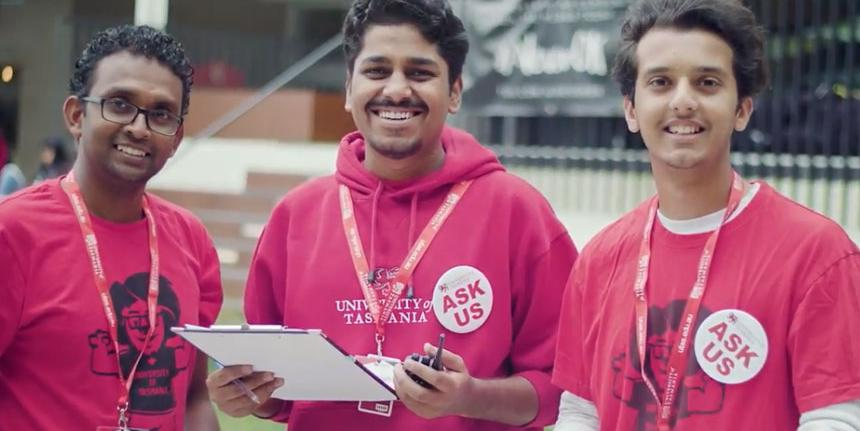 Video: Welcome to the University of Tasmania