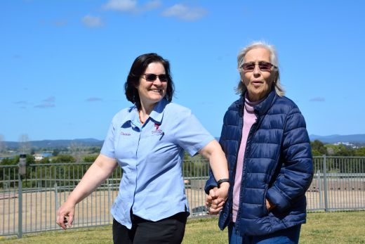 Further Study Boosts Danielle's Career in Dementia Care