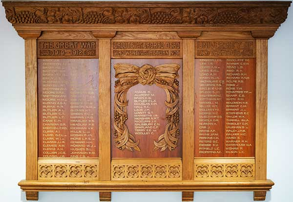 Honour Board image
