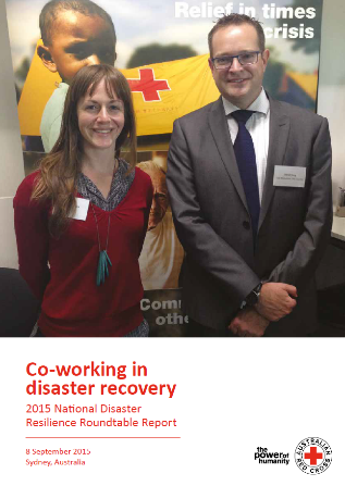 National Disaster Resilience Roundtable Report: Co-working in Disaster Recovery