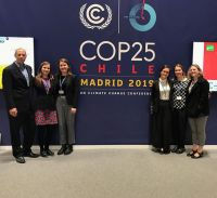 Our Law Students attend Global Climate Conference