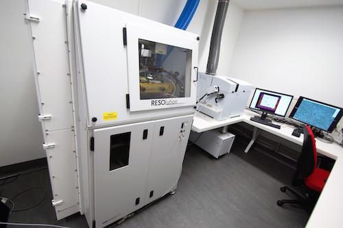 LA-ICP-MS Laboratory