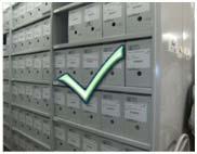 Correct storage